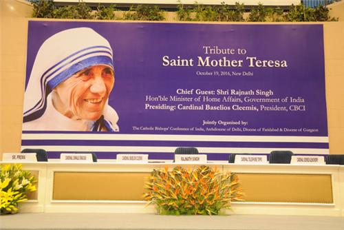 Tribute to Saint Mother Teresa