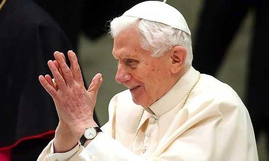 Benedict XVI Ended Pontificate With 3 Million Twitter Followers