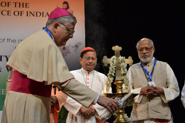 The 33rd General Body Meeting of the Catholic Conference of India (CBCI)