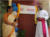 Inauguration ceremony of CBCI CARD Head Office
